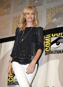 Charlize Theron at Comic Con - July 23, 2011