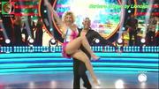 Barbara Borges sensual no programa Dancing Brasil