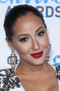 Adrienne Bailon - American Giving Awards in Pasadena 12/07/12