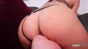 Subby Hubby: Dava Foxx Ass Worshipping