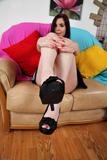 Amber Nevada - Footfetish 1n69sn8a0ku.jpg