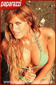 Silvina Luna Mostrando Las Gomas Fotos Re Hot Argentina